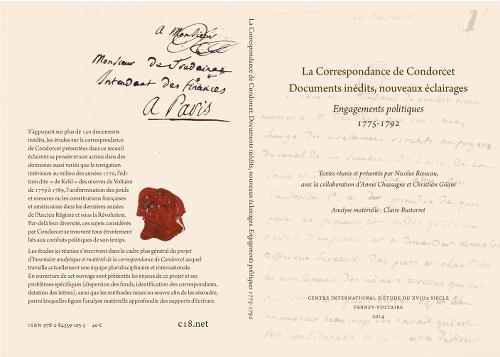 La Correspondance de Condorcet - Nicolas_Rieucau_dir - 2014